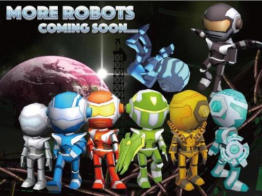 机器人兄弟太空版截图2