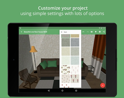 Planner 5D - Home Design截图2