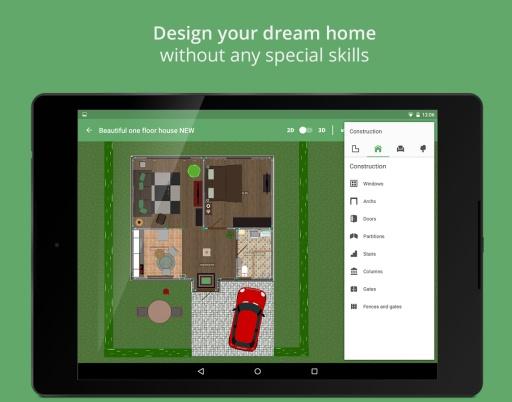 Planner 5D - Home Design截图5