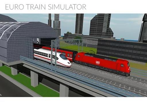 欧洲列车模拟 Euro Train Simulator截图1