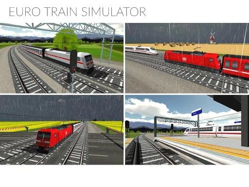欧洲列车模拟 Euro Train Simulator截图3