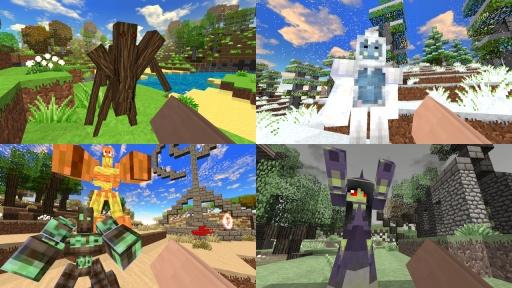 MiniCraft 2: Biomes截图3