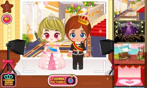 时尚蒂:公主与王子图片