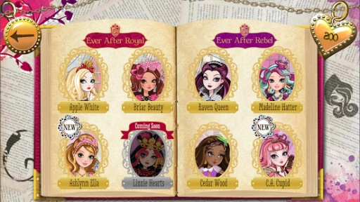 Ever After High™截图0
