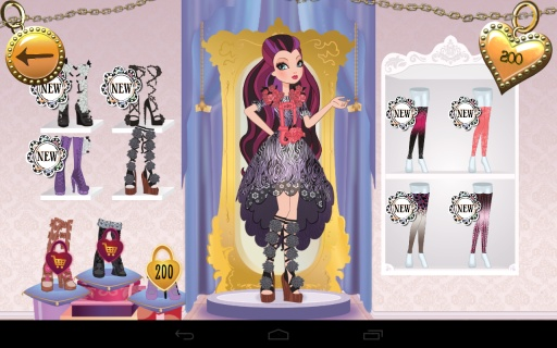 Ever After High™截图1