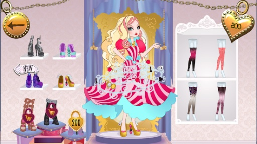 Ever After High™截图3