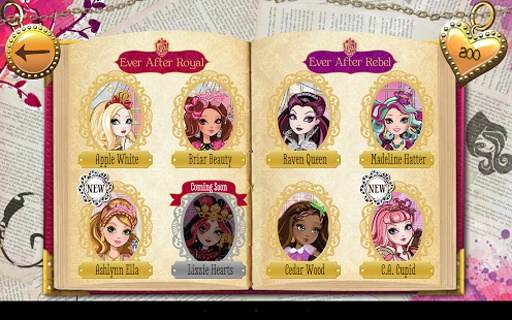Ever After High™截图4
