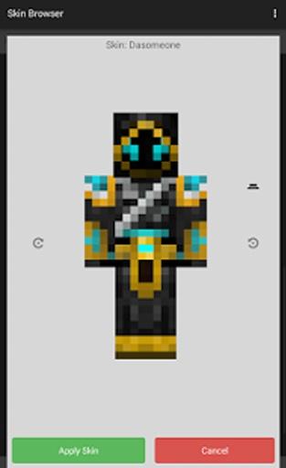 Skin Browser for Minecraft截图0
