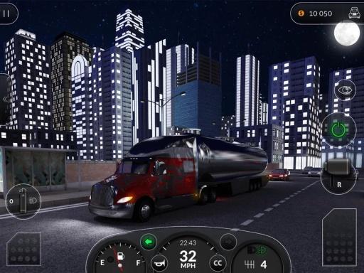 卡车模拟2016截图1