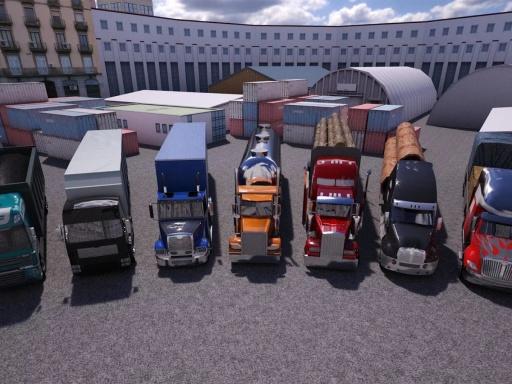 卡车模拟2016截图2