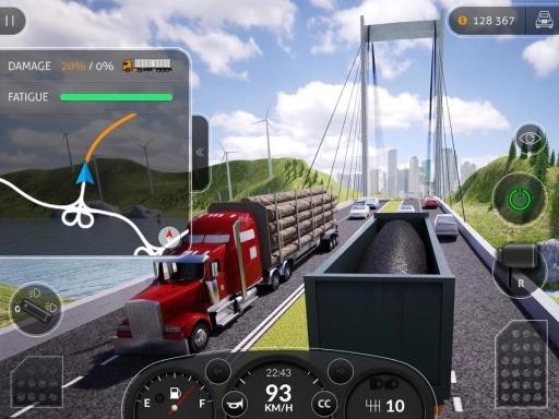 卡车模拟2016截图4