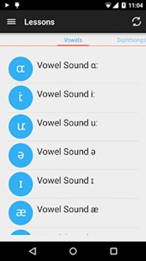 英语音标发音截图1