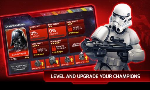 星球大战:银河防卫截图1