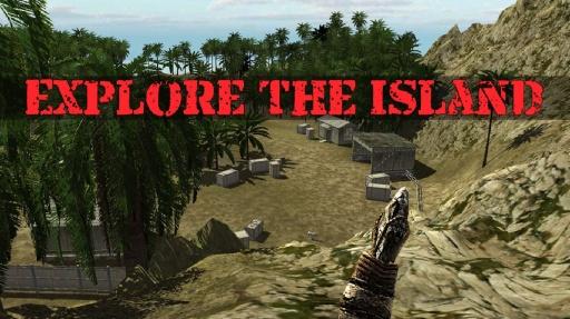 无人岛生存3D截图2