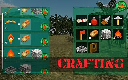 无人岛生存3D截图3