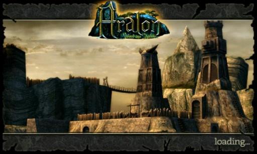 阿瓦隆:剑与影截图0