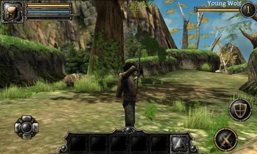 阿瓦隆:剑与影截图1