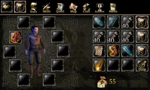 阿瓦隆:剑与影截图2