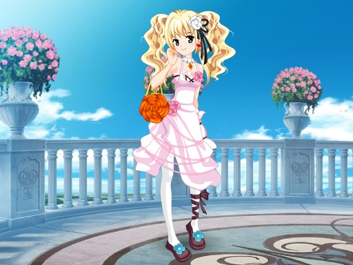 Anime Games - Flower Princess截图5