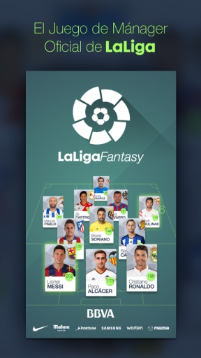 LaLiga Fantasy Oficial Manager截图3
