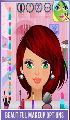 皇家公主化妆截图2