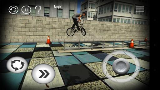 自行车街头特技截图1