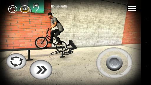自行车街头特技截图2