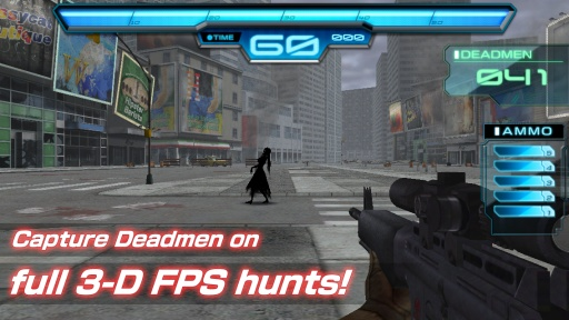 亡灵十字街 英文版 Deadman's
