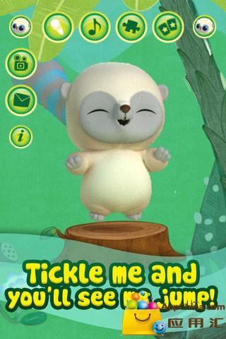 【免費遊戲App】会说话的小佑猴-APP點子