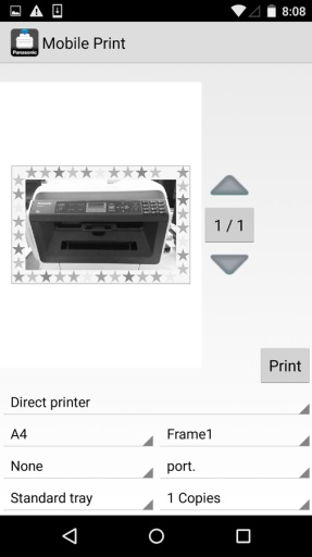 Mobile Print截图0