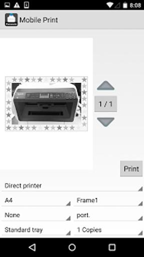 Mobile Print截图1