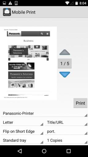 Mobile Print截图3