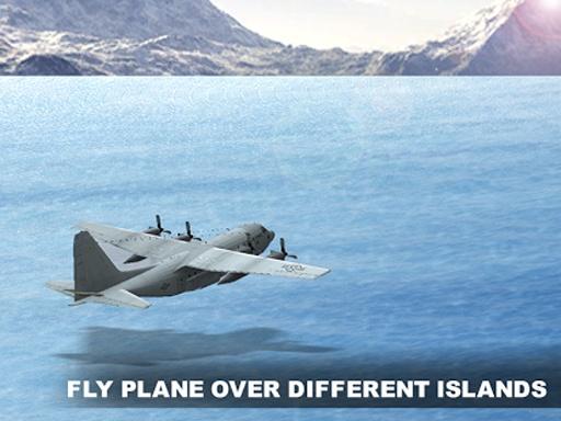 飞机飞行员车截图4