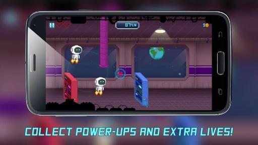 JetSpin Hustle - Space Arcade截图0
