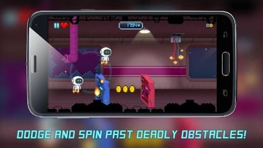 JetSpin Hustle - Space Arcade截图1