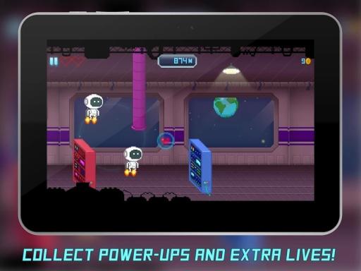 JetSpin Hustle - Space Arcade截图3