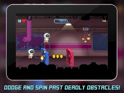 JetSpin Hustle - Space Arcade截图4