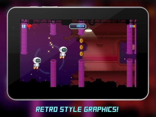 JetSpin Hustle - Space Arcade截图5