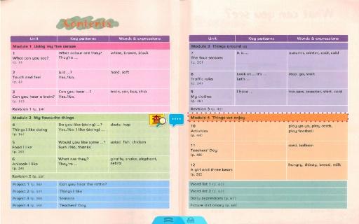 深圳小学英语二年级下册截图1