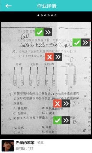 辅导团-最好用的中小学作业辅导应用截图4