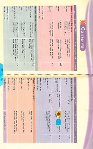 深圳小学英语三年级下册截图1
