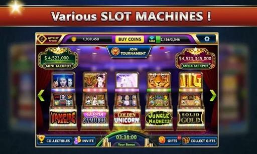 赌城老虎机 - 免费玩!
