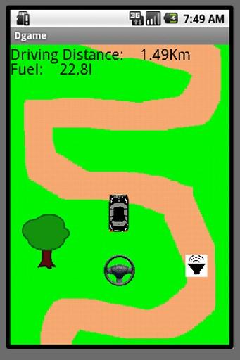 驾驶汽车游戏截图1