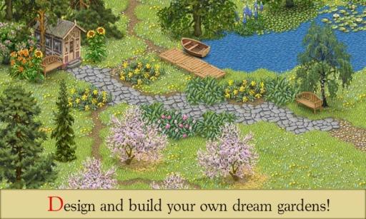 心灵花园截图0