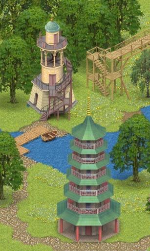 心灵花园:地标 扩展包