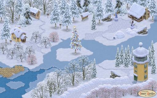 心灵花园:冬季 扩展包截图3