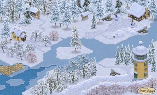 心灵花园:冬季 扩展包截图4