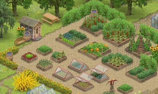 心灵花园:果蔬 扩展包