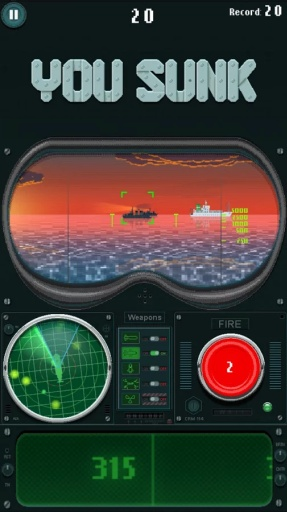 You Sunk - Submarine Game截图0