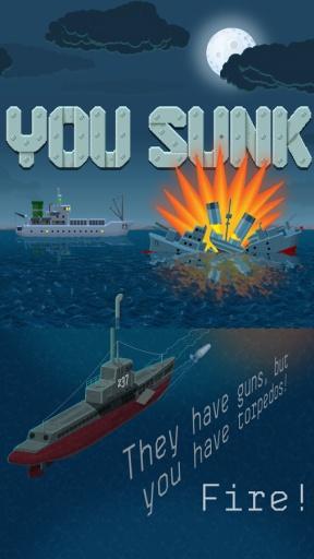 You Sunk - Submarine Game截图1